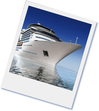 Cruise Ship Snapshot Wimbledon Promotion